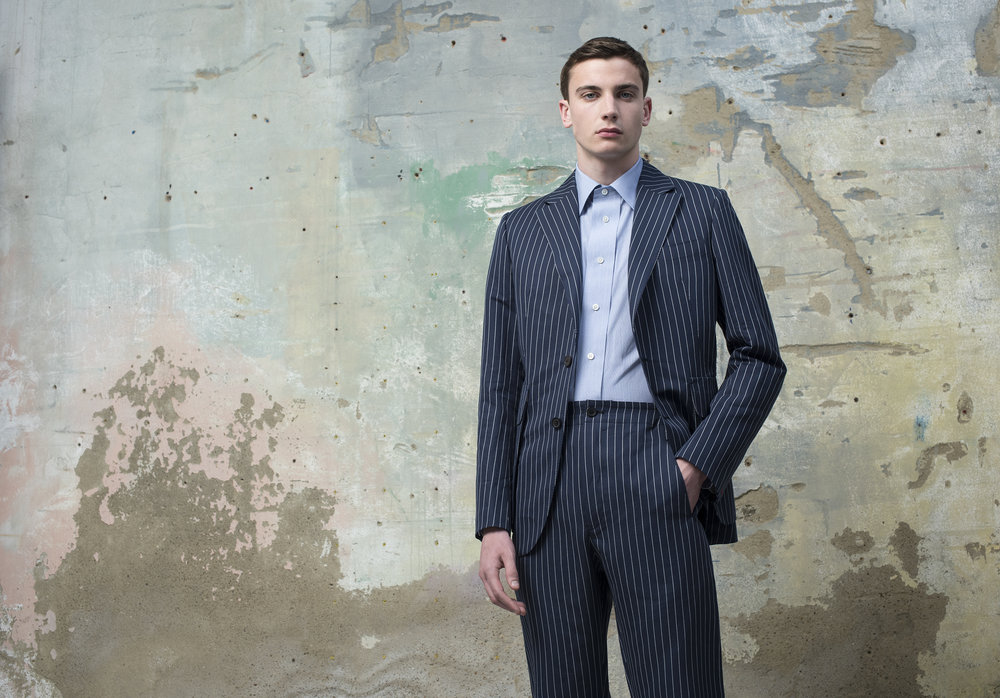 SS18 - Business Suit