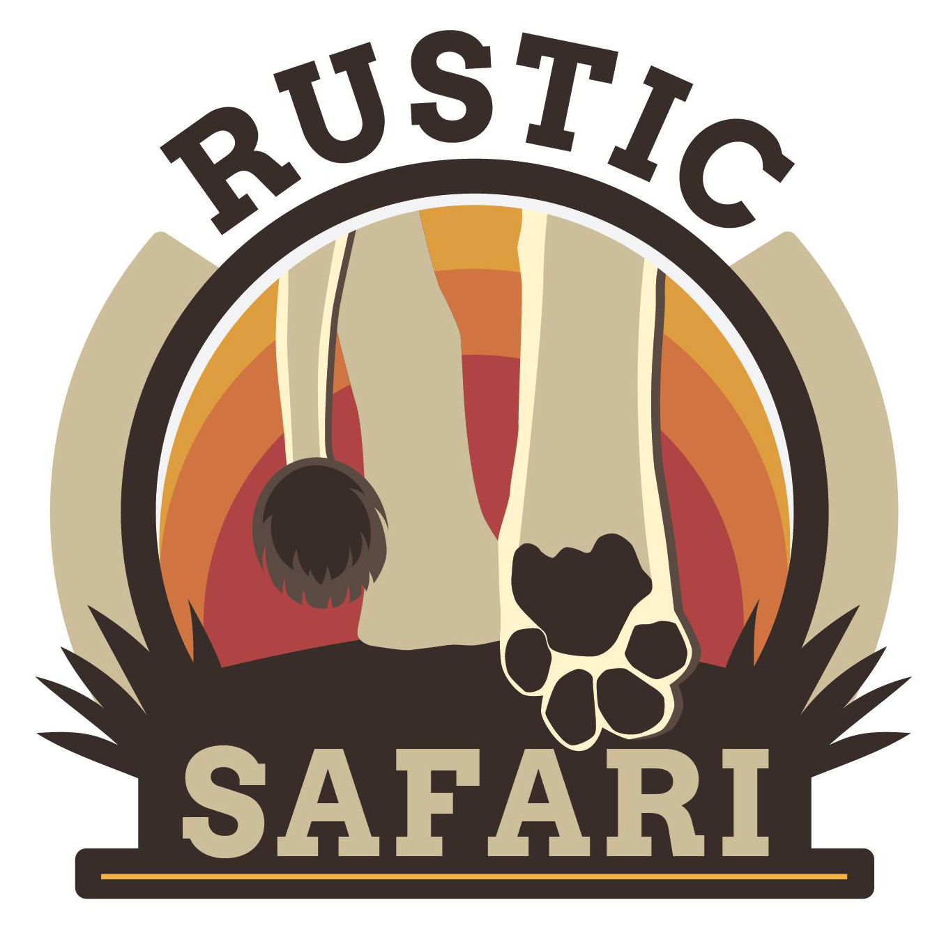 Rustic Safari