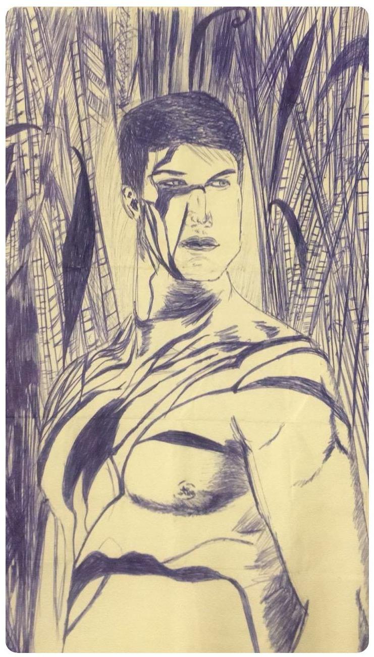 Illustrasie deur Ludwig Spies