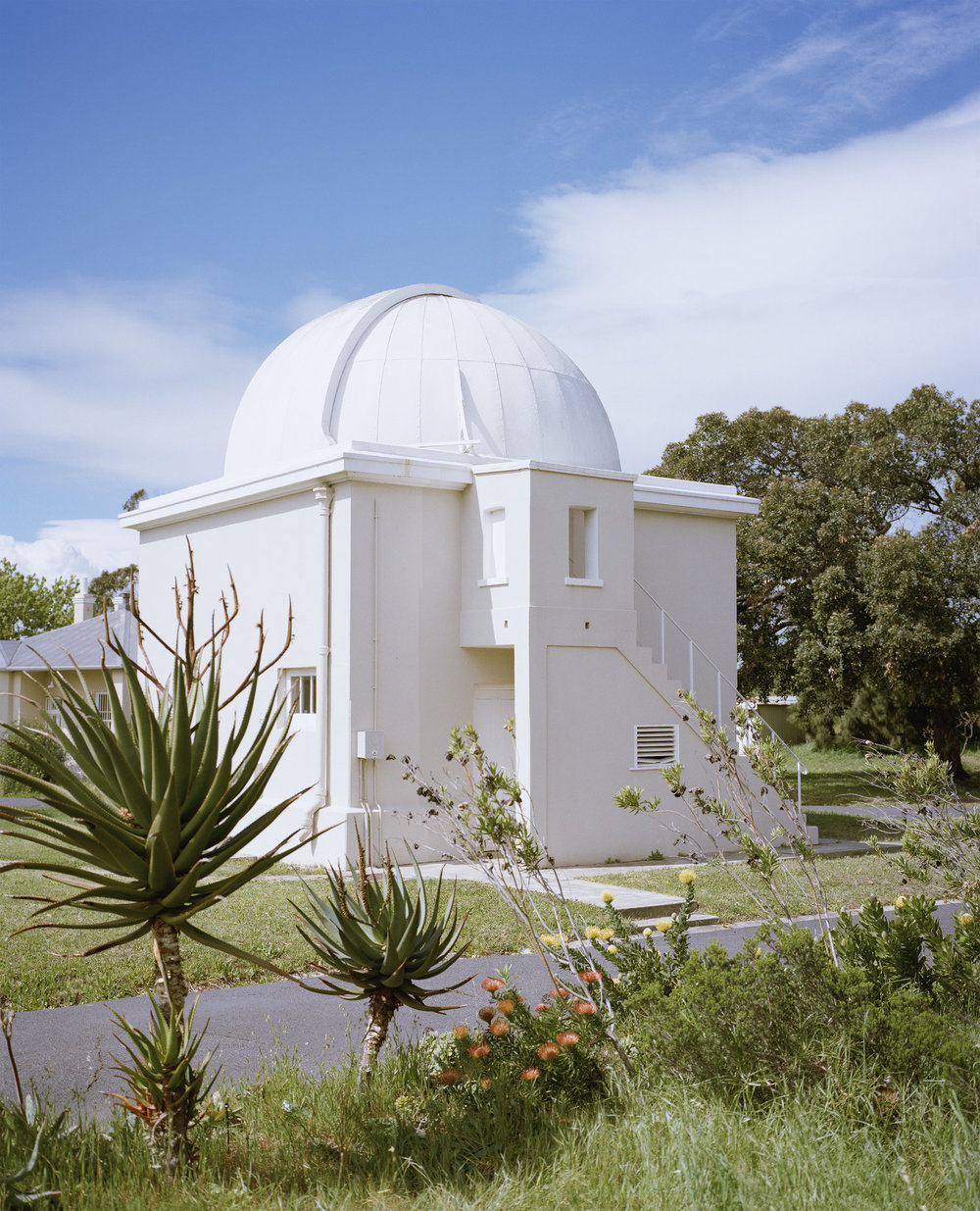 ASTROGRAPHIC TELESCOPE BUILDING 1890, SAAO, OBSERVATORY, CAPE TOWN