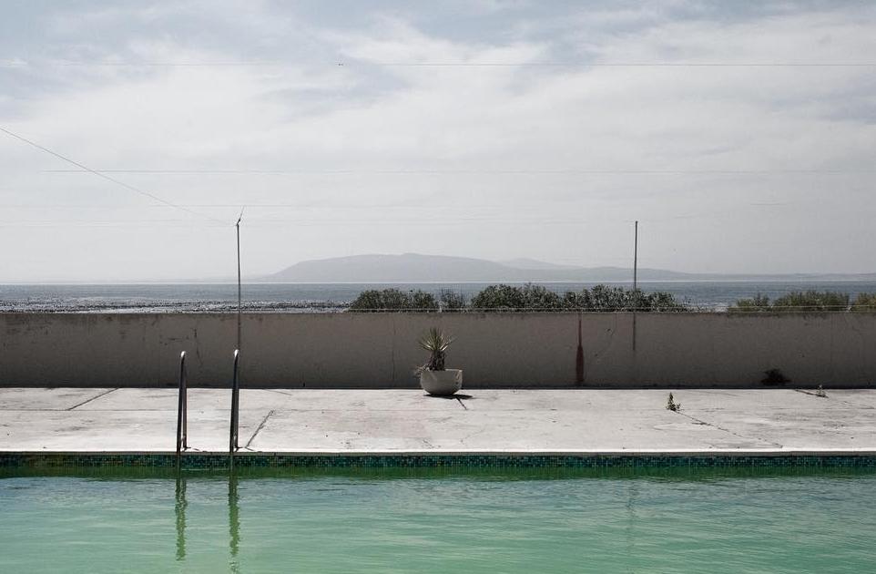 Swimming Pool II, Robben Island 2018