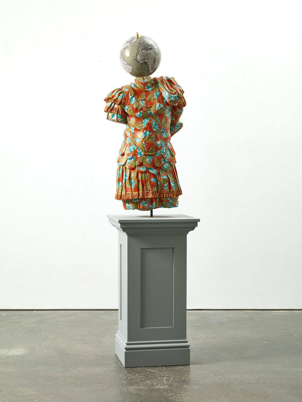 Yinka Shonibare MBE van Goodman Gallery.