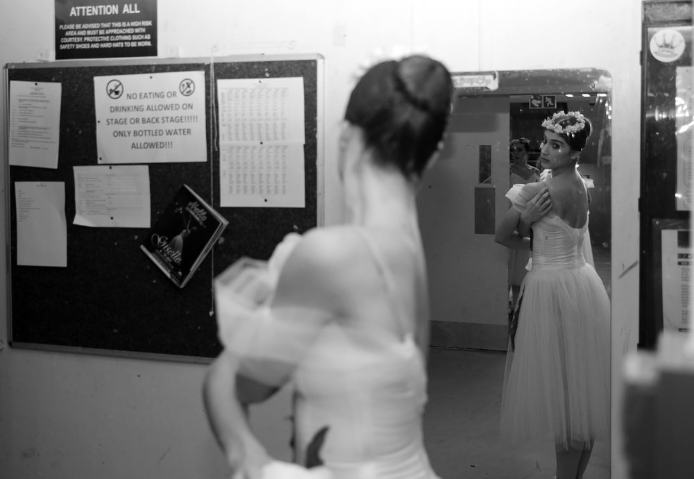 Jess Desmond in 'Giselle' by Artscape