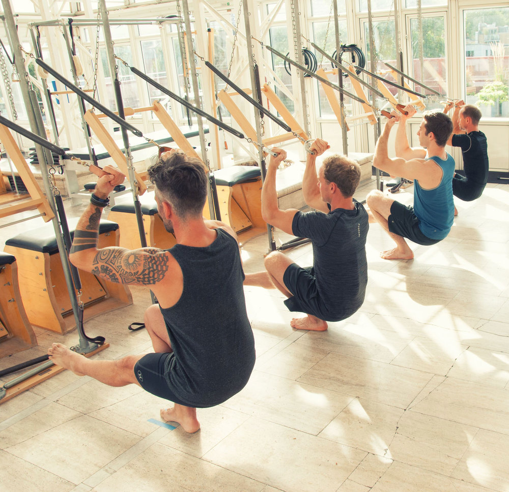 PI STUDIO - Everybody is welcome; Real Pilates, Real Intensity, Real Change.