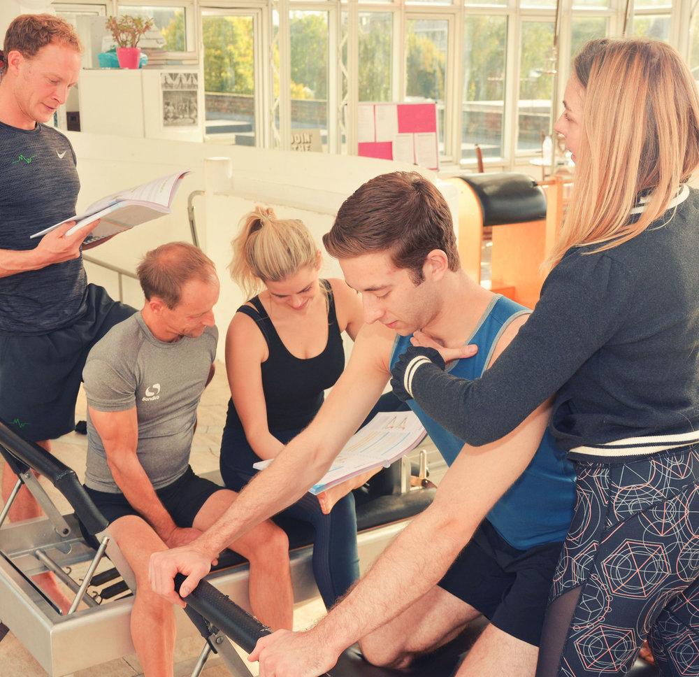 PI ACADEMY - A state-of-the-art Training Academy for world-class Pilates teachers.