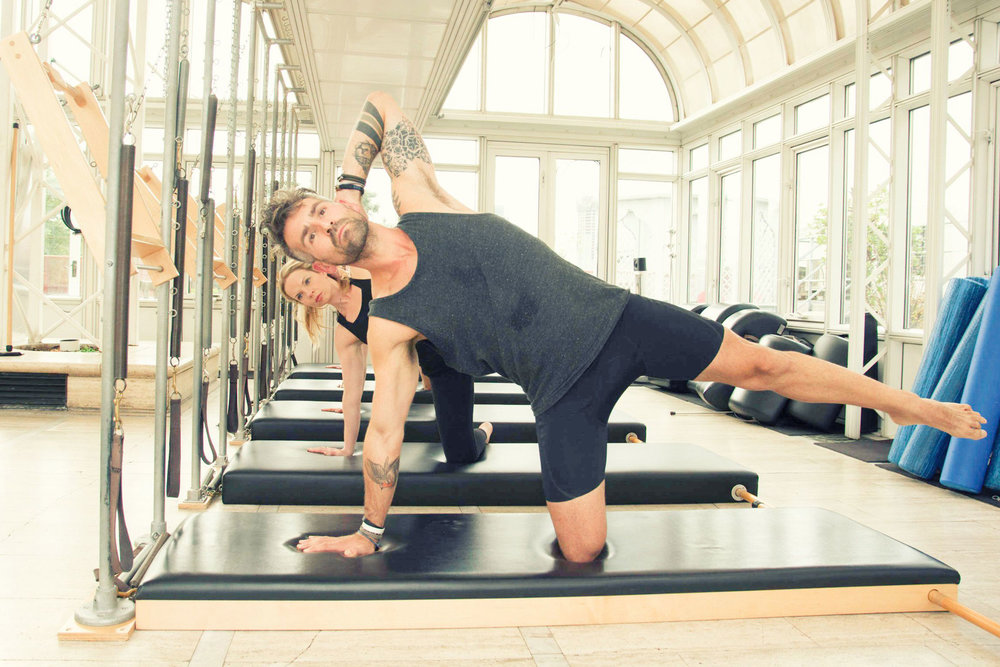 MATWORK - The Matwork training programme is designed to take you through the full Classical Matwork order that Joseph Pilates created. Through a series of 3 modules you will learn to teach it with an organised flow and rhythm designed to give a full body workout.