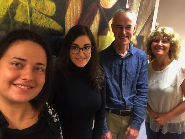 Ilaria Caffarini, Annalaura Luciani, Otto Andersen, Teresa Cecchi