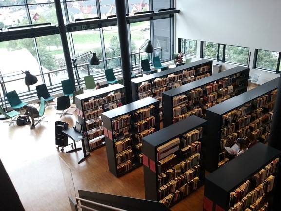 Sogndal CAMPUS Library