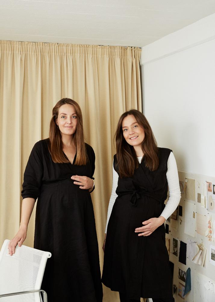 Julie & Marie fra Skall Studio