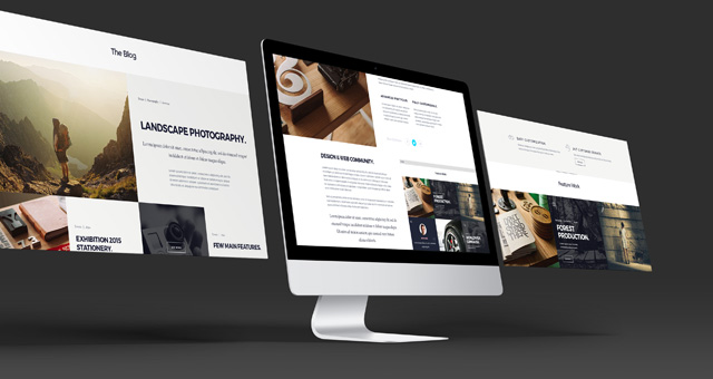 RESPONSIVE WEBSITES - Speed, usability, design and functionality. Our web specialised development team keeps your website on its toes and at the top of its game – now and with one eye firmly on the future.