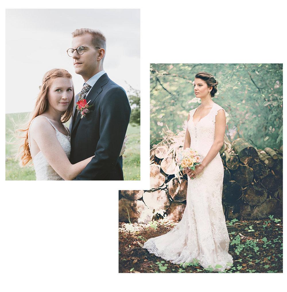 Bröllopsfoto - Det är er stora dag och det är er kärlek som ska vara ifokus.Ett bröllop är en oförglömlig fest som inte kommer igen.Därför vill jag göra allt för att ni ska bevara alla minnen från den stora dagen!