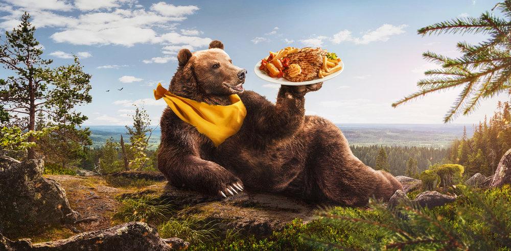 ABC Bear