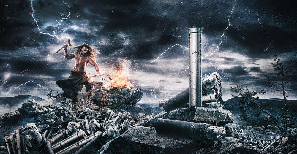 Ukko Finland -The Blacksmith