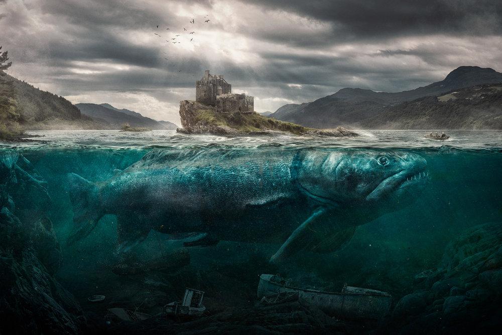 Loch Ness Salmon, 2018