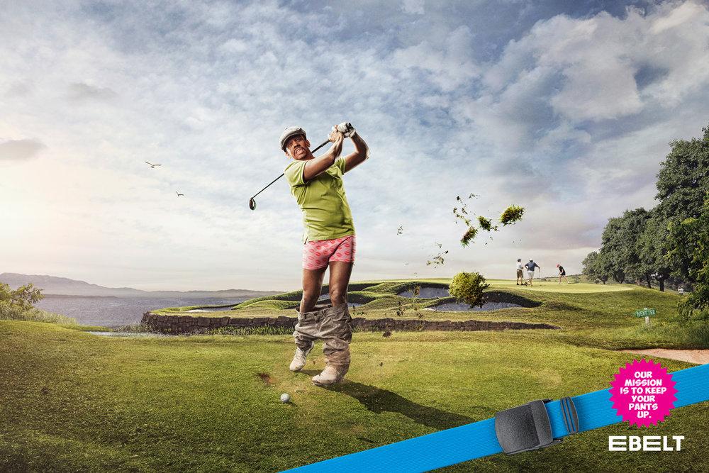 E-Belt -Golf