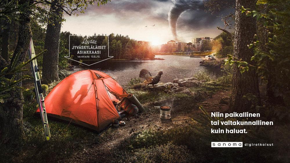 Sanoma -Jyväskylä