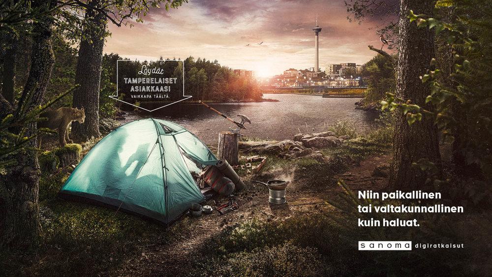Sanoma -Tampere
