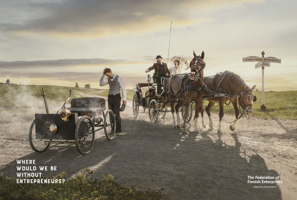 Yrittäjät - Detroit 1896 / Henry Ford