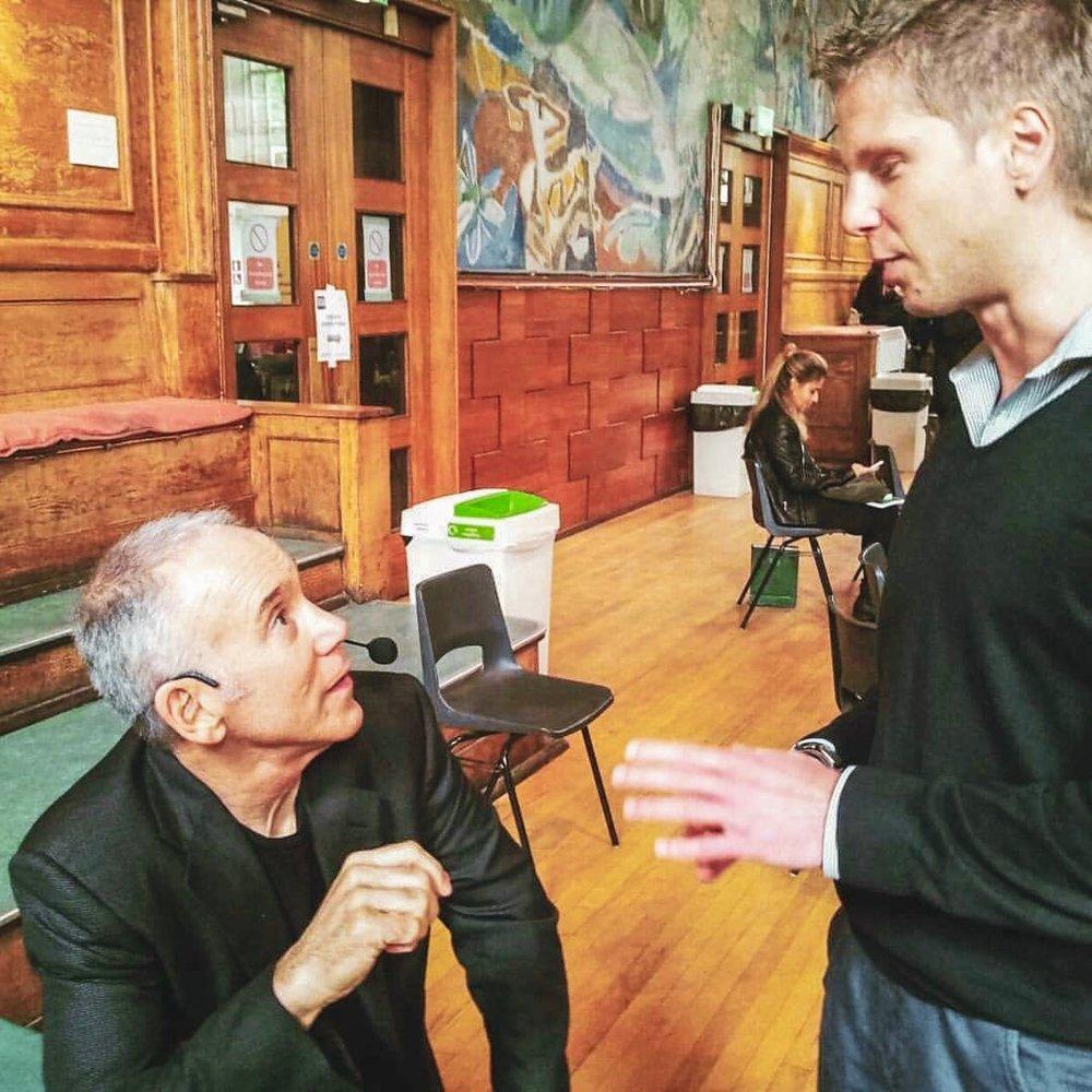 Dan Millman, A Békés Harcos Útjának az írója