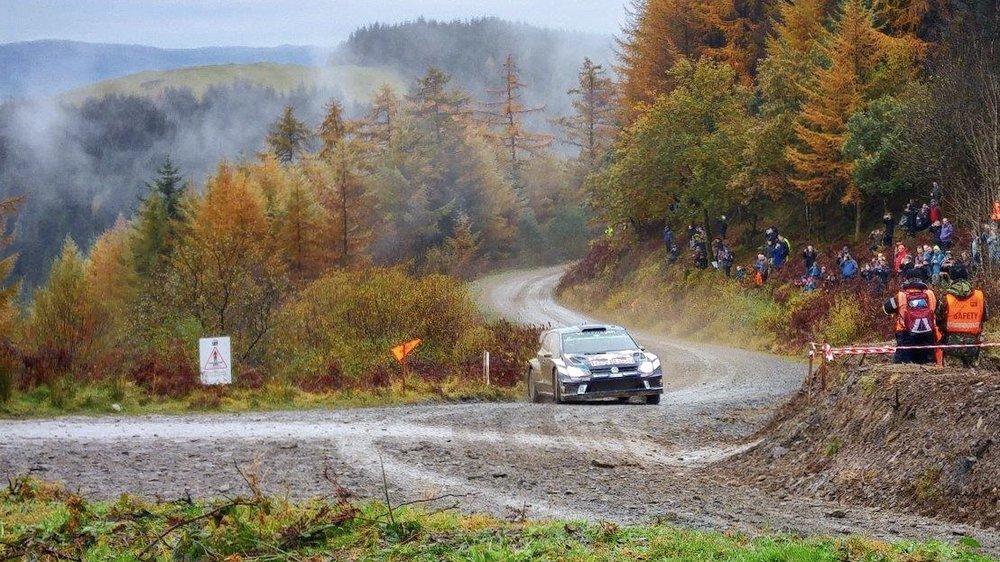 Rally VB - Wales