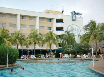 Hotel Aquavi  Contacto- 0281-4202782