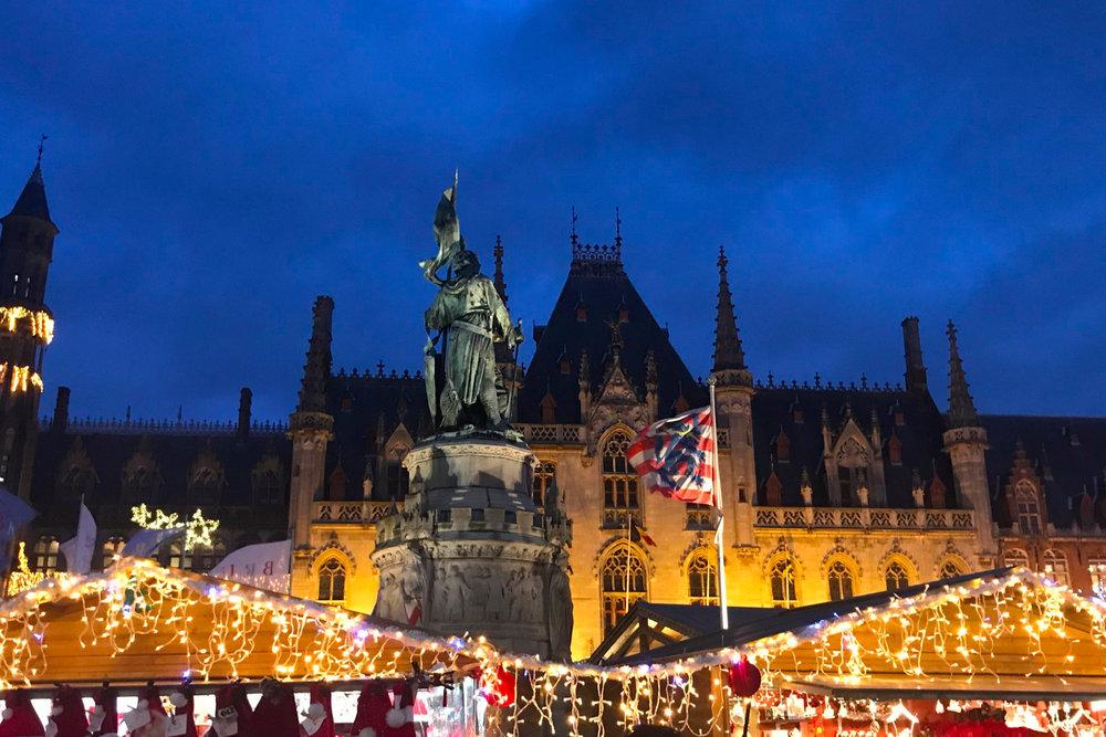 Brugge Christmas Market