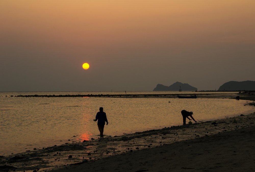Ban Tai Beach at Sunset.jpg