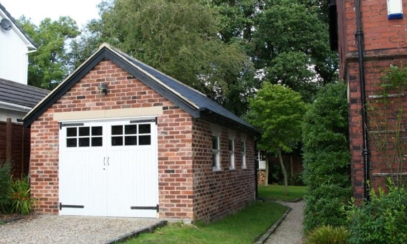 Garages & Gardens -