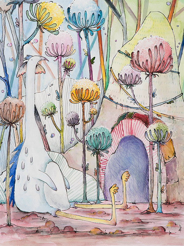 2_The Floffer-ink and watercolor.jpg