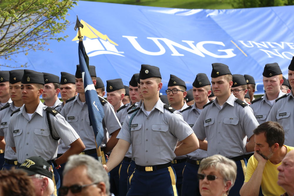 Corps of Cadets Fund - Allow the Corps to seize opportunities to enrich the cadet experience as they develop the critical skills of future leaders.Commemorative Pavers for the COL Ben Purcell Formation Plaza may also be purchased to support this fund.