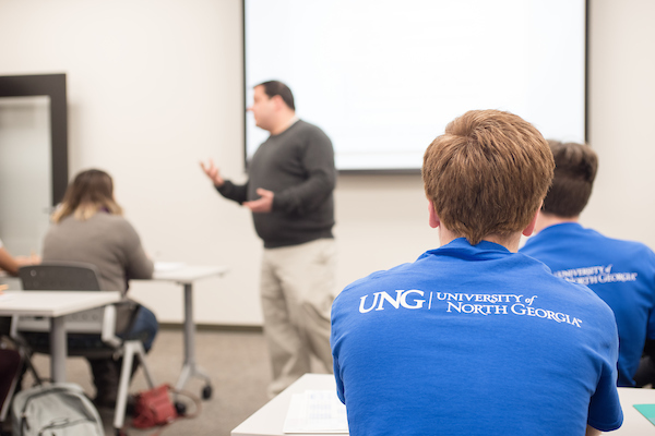 Class scholarships - UNG Alumni have established merit and need-based scholarships to promote student success throughout their college careers.