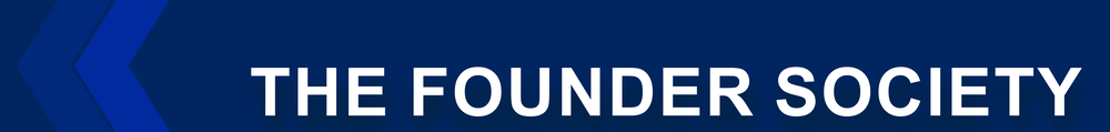 The Founder Society page banner