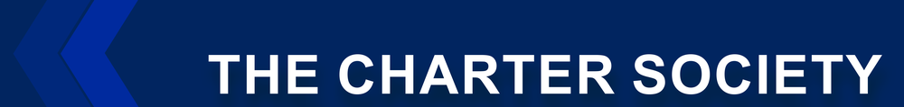 The Charter Society page banner.