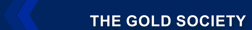 The Gold Society page banner.