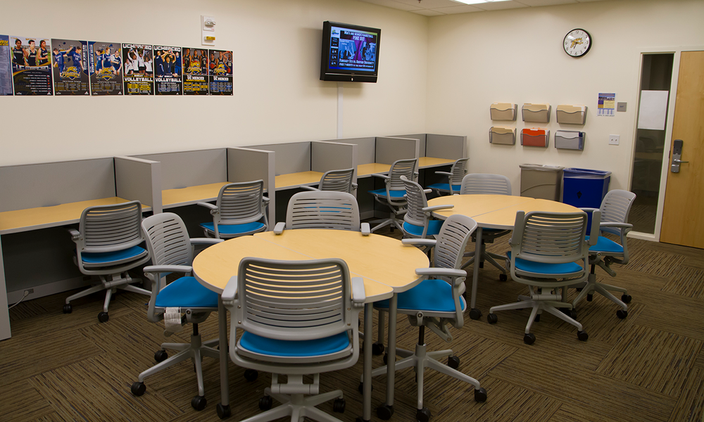 Athletics Study Room