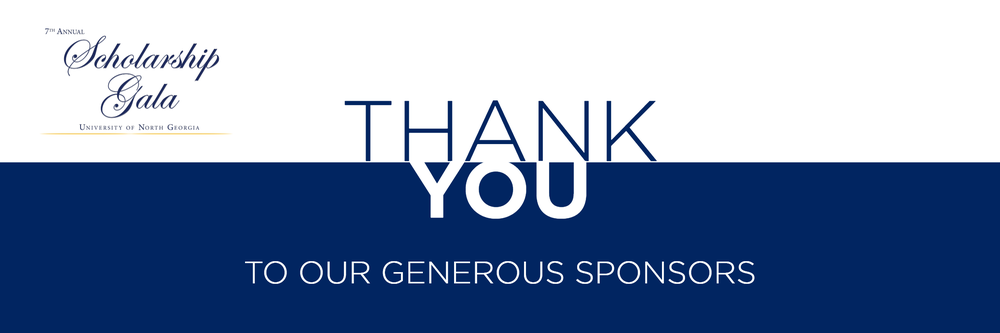 Thank you to our generous sponsors for the 2019 Scholarship Gala!