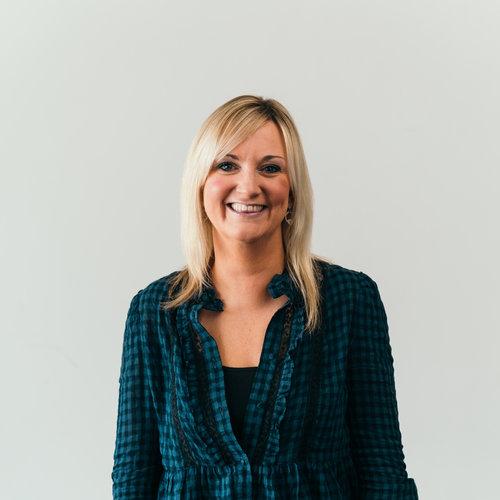 Lydia McIlvenna - Education Pastor