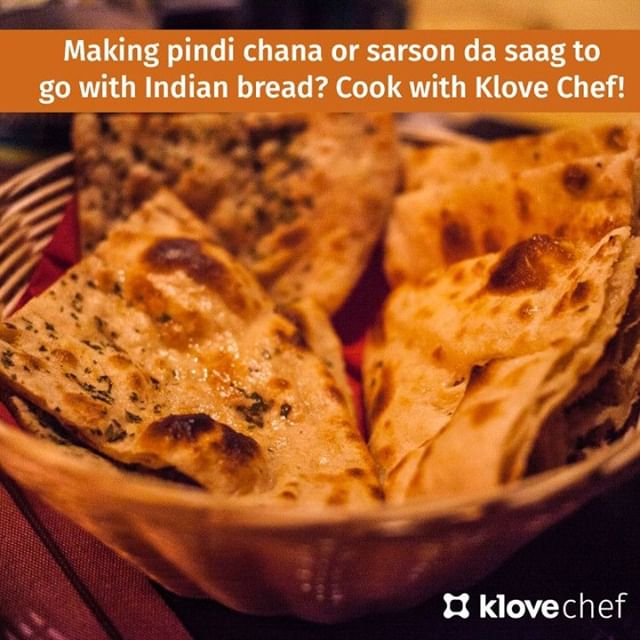 """Celebrate nature's bounty with scrumptious Punjabi food this Baisakhi! Whether it's chhole bhature, pindi chana, or sarson da saag, find the recipes you need and cook up tasty festival meals with KloveChef! To get started, just say, """"Hey Alexa, Open KloveChef.""""⠀ ⠀ Don't forget to head to www.klovechef.com/letscook for more on cooking with KloveChef.⠀ .⠀ .⠀ .⠀ #KloveChef #Alexa #voicefirst #cooking #loveforcooking #CookingAssistant #GoogleHome #cook #kitchen #AmazonEcho #baisakhi #baisakhi2019 #baisakhirecipes #punjabifood #baisakhifood #recipes #speakablerecipes"""