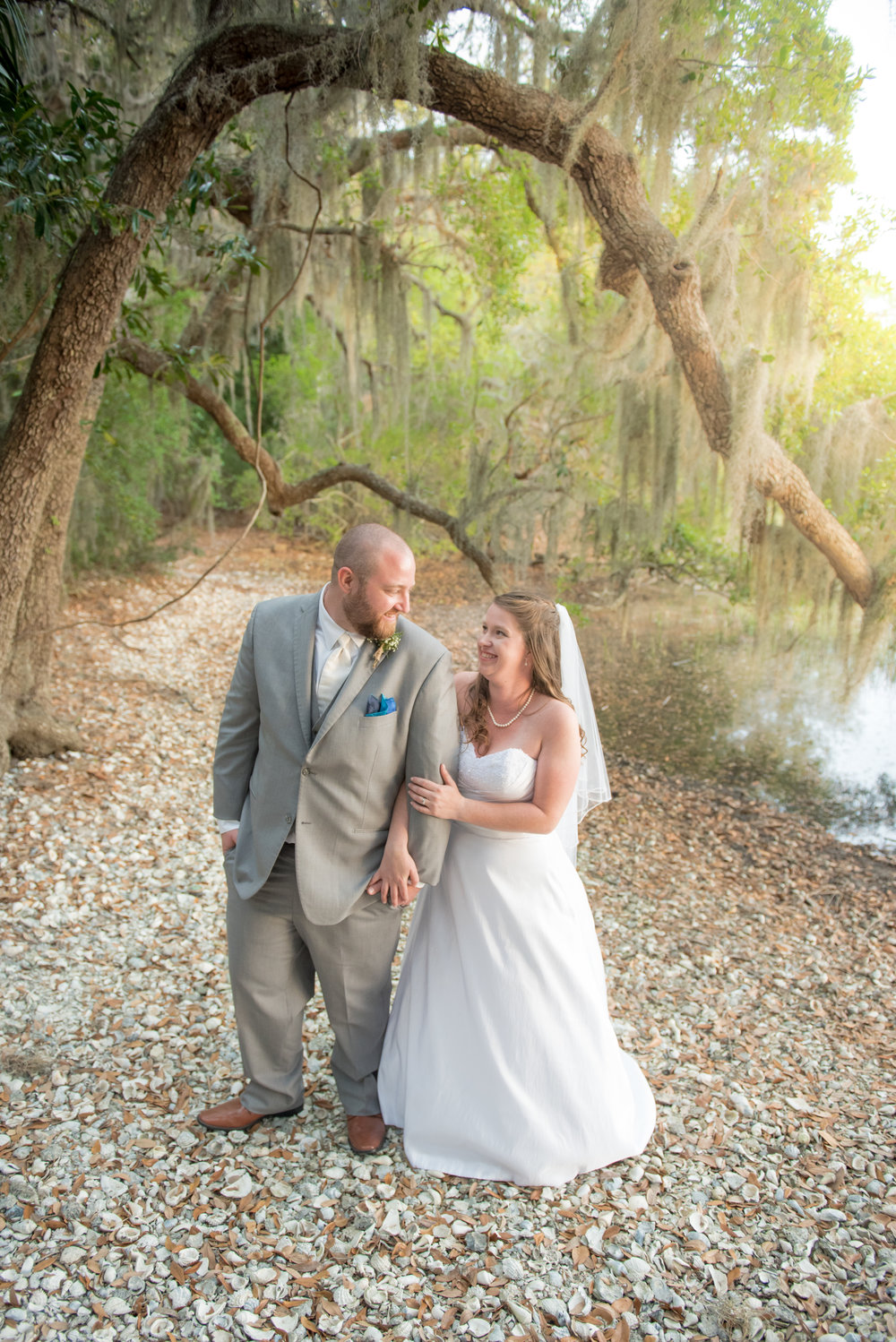 Cara + Chris wedding Amelia Island