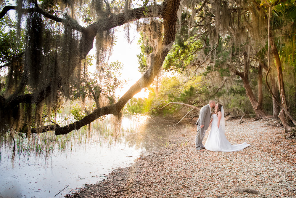 Cara + Chris wedding jacksonville florida