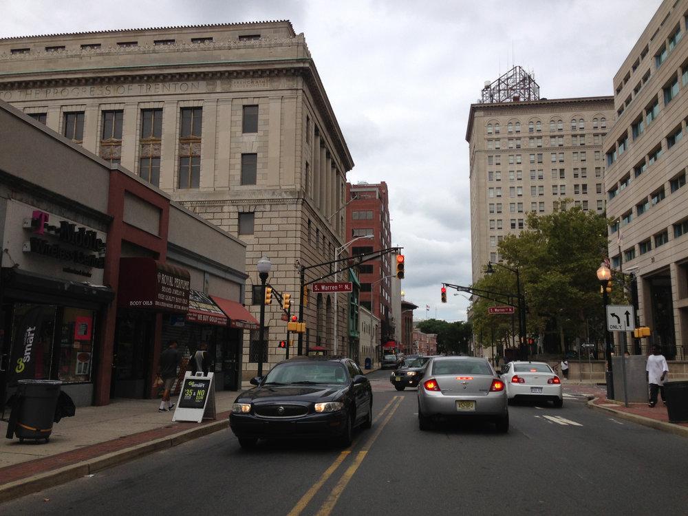Trenton Downtown corridor.JPG