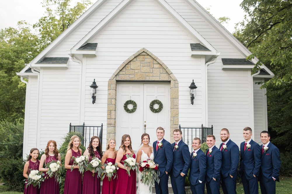 bridal party_kansas city