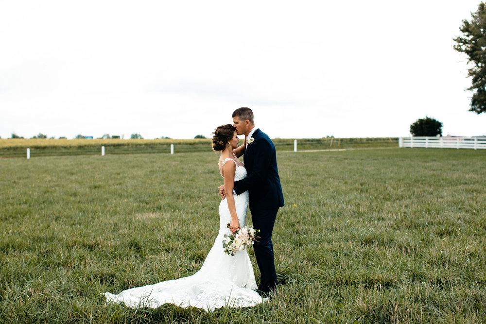 kansas city outdoor wedding