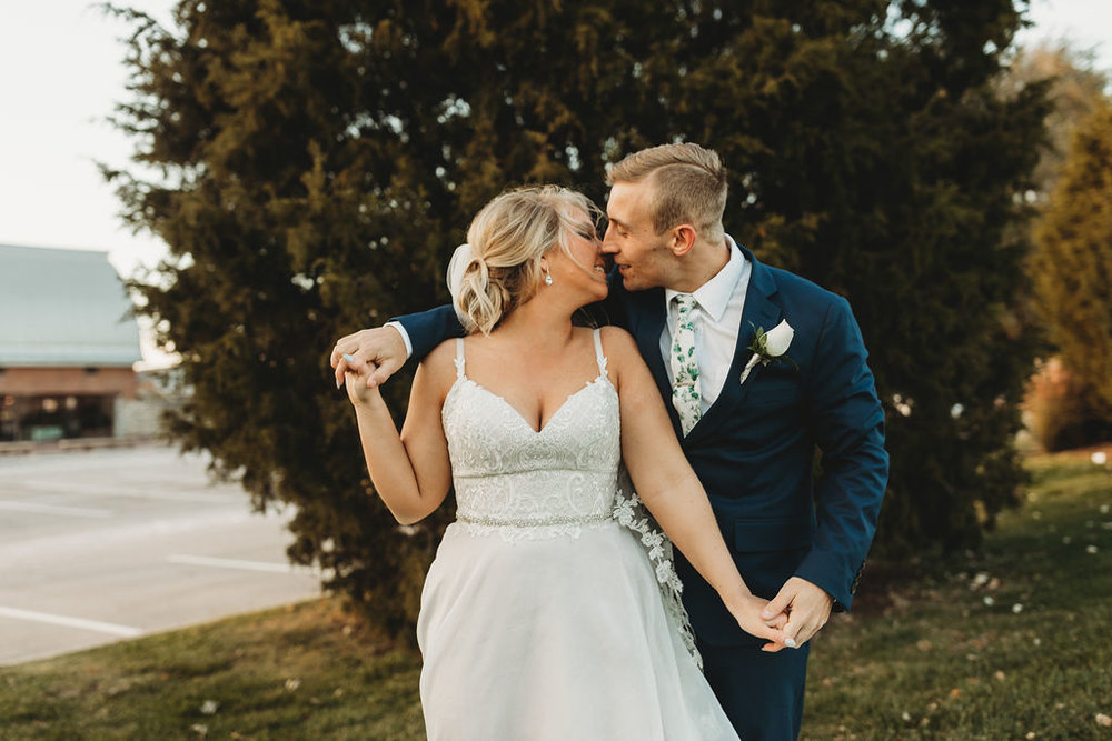 unique intimate wedding kc