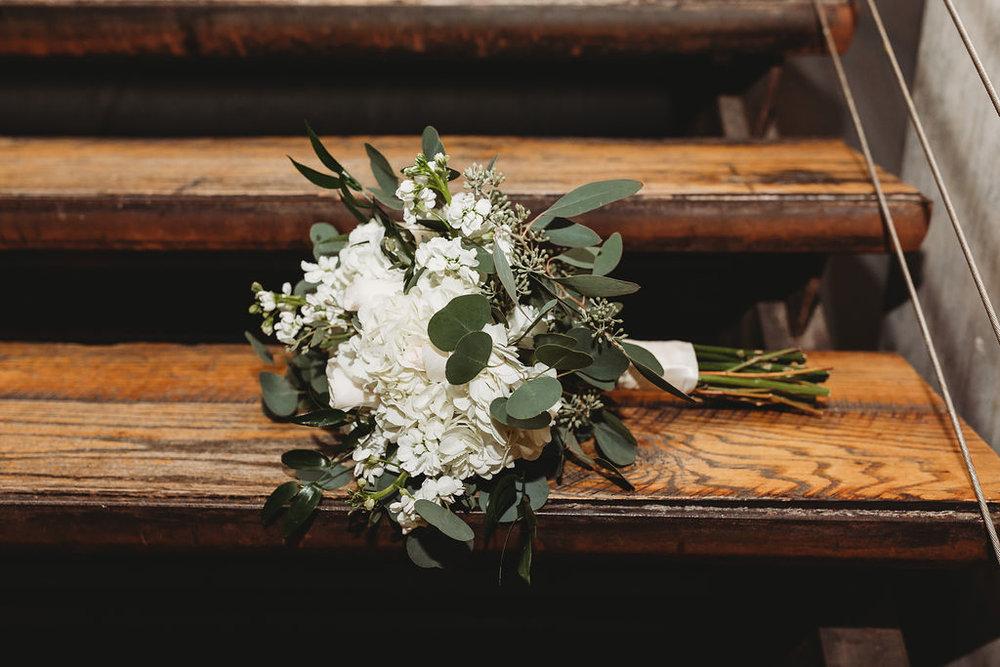 bridal bouquet kansas city