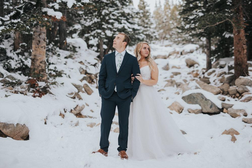 unique custom wedding dress