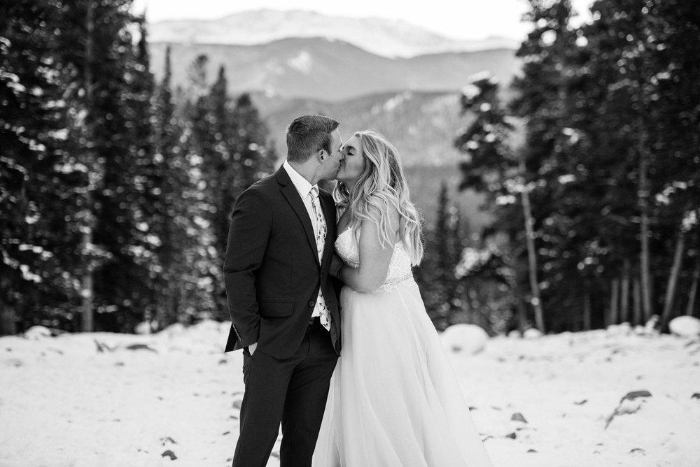 colorado wedding photos