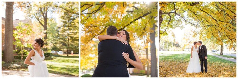 fall wedding_kansas city_bride