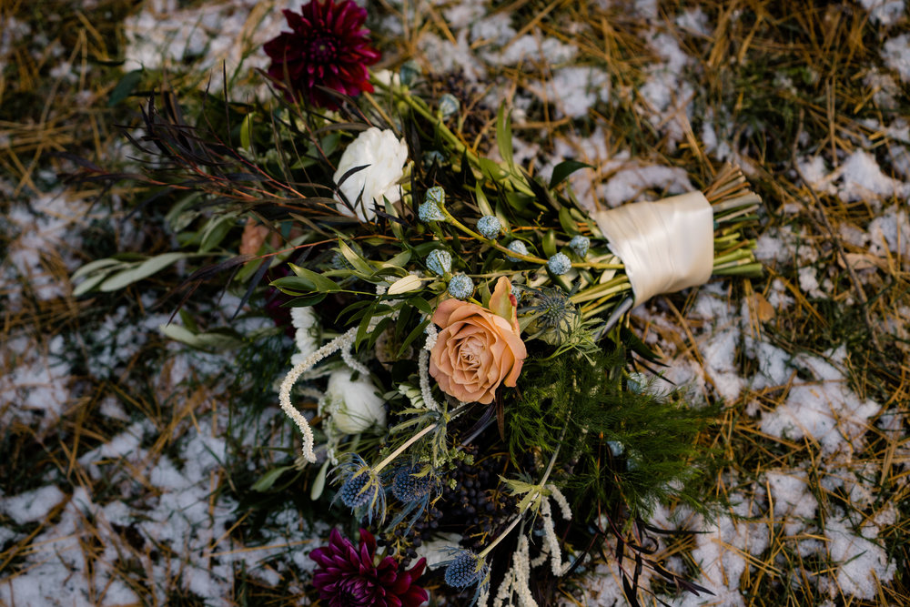 Winter Wedding Vibes