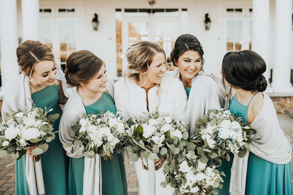 Bridesmaids Attire_Kansas City
